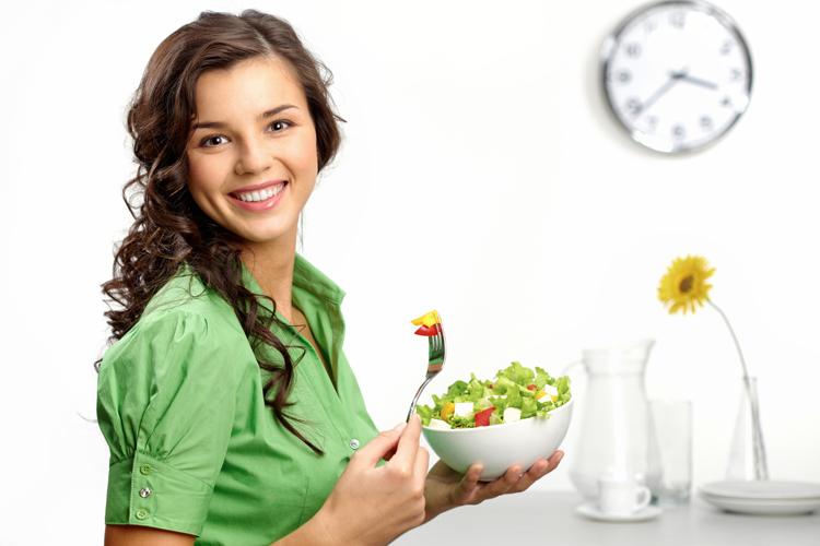 Sua dieta pode ajudar a proteger contra as cáries